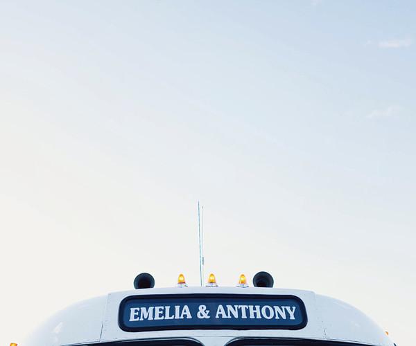 EMELIA + ANTHONY . GERRINGONG . WEDDING