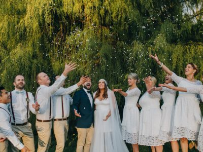 Montrose farm wedding