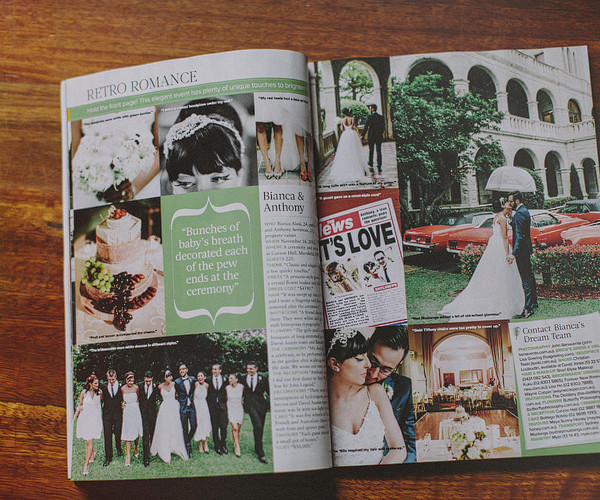 COSMOPOLITAN BRIDE FEATURE