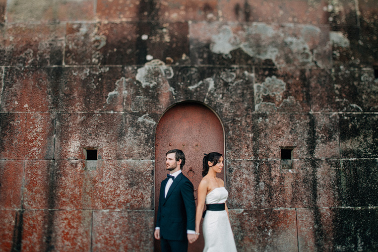 Sydney CBD Wedding Photographs