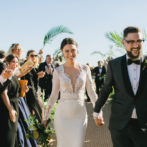 AMY & MYLES . BYRON BAY WEDDING