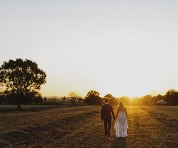 BLAKE & MEL . MERRIBEE HOUSE WEDDING