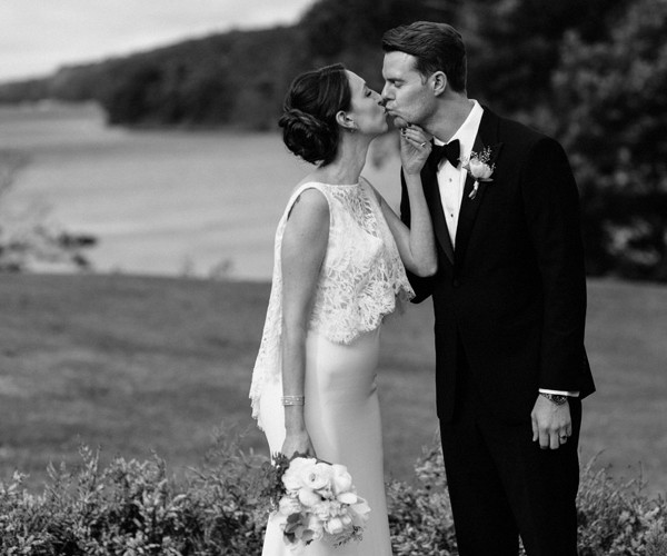 ANNA & WILL . RIVERSDALE WEDDING