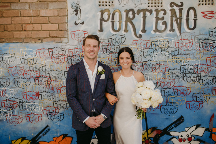 Porteno wedding