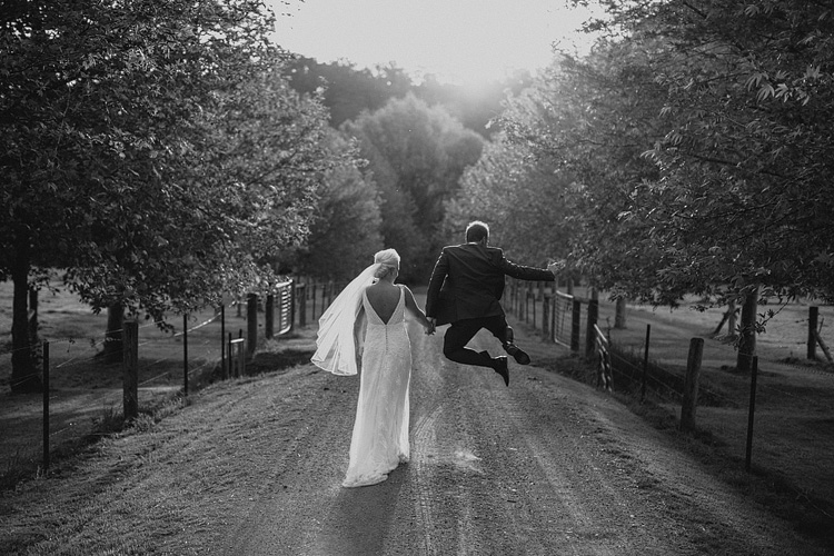 Melross farm wedding