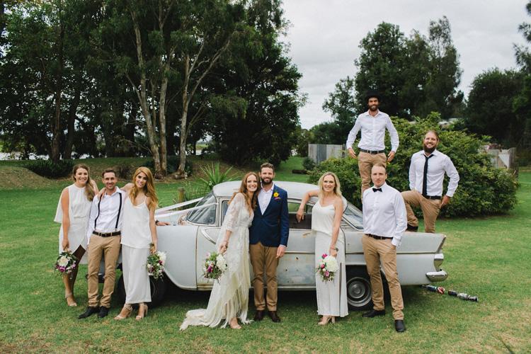 Driftwood Shed wedding