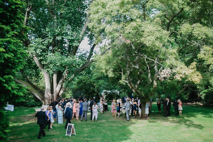 Milton Park House wedding