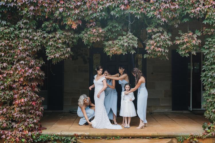 Bendooley wedding
