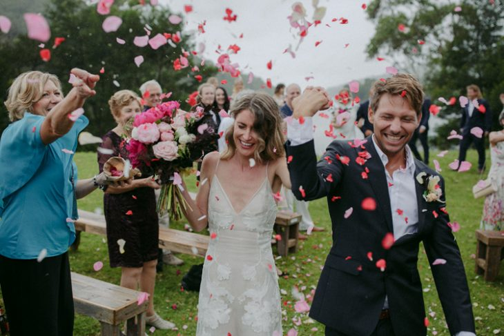 Bundanon Trust Riversdale wedding