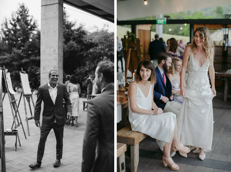 Bundanon Trust Riversdale wedding