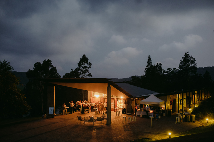 Bundanon Trust wedding
