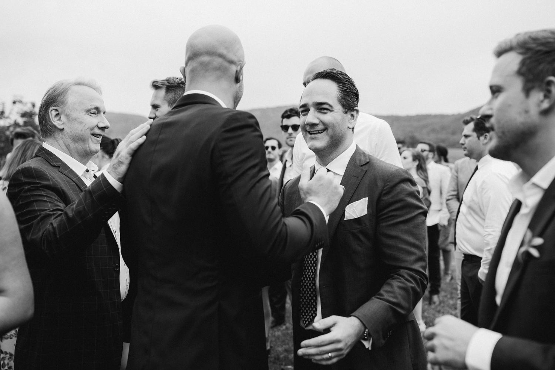 Melross Barn Wedding